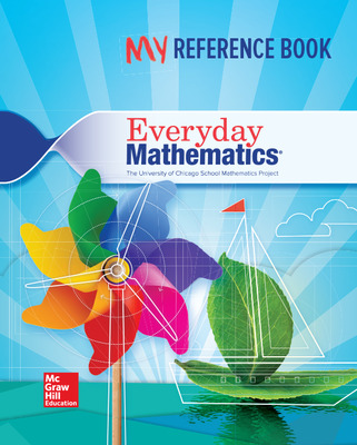 Everyday Mathematics 4, Grades 1-2, My Reference Book
