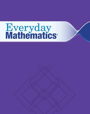 Everyday Mathematics 4, Grade 6, Real Number Line Poster, Grade 6