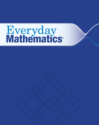 Everyday Mathematics 4, Grades 4-5, Fractions Number Line Poster