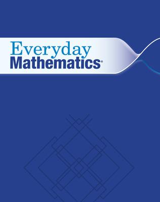 Everyday Mathematics 4, Grade 3, Fractions Strips Chart Poster, Grade 3-5