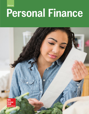Glencoe Personal Finance cover