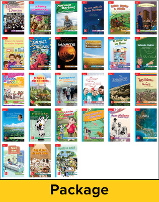 Lectura Maravillas, Grade 5, Leveled Readers - On-Level, (1 each of 30 titles)