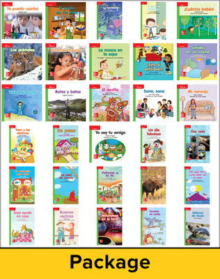 Lectura Maravillas, Grade K, Leveled Readers - Beyond, (1 each of 30 titles)