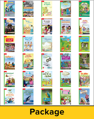 Lectura Maravillas, Grade 1, Leveled Reader Package Beyond 1 Each Of 30