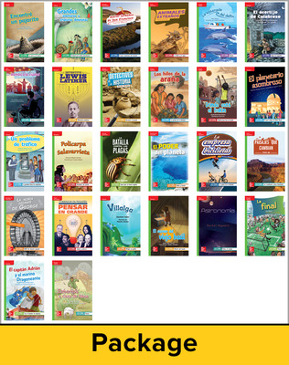 Lectura Maravillas, Grade 4, Leveled Readers - Beyond, (1 each of 30 titles)