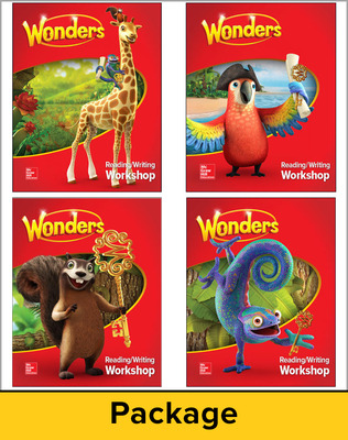 Wonders, Grade 1, Writing Workshop Package