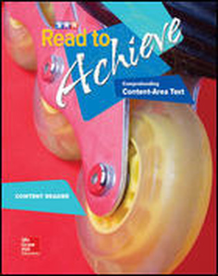 Read to Achieve Content Teacher Materials Package, 6-year