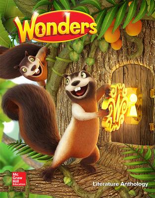 Wonders cover