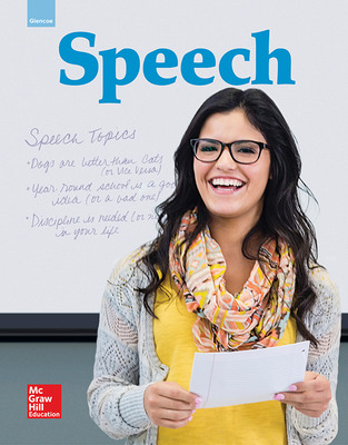 Glencoe Speech cover