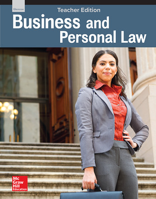 Business and Personal Law Teacher Edition