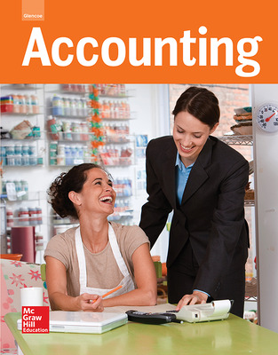 Glencoe Accounting cover