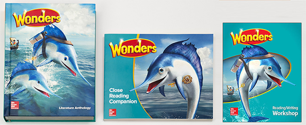 Wonders Comprehensive Package, Grade 2 (6-year subscription)