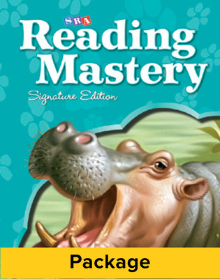 Reading Mastery Core Connections Teacher Materials Package, Grade 5 (25 students, 1 teacher), 6-year subscription