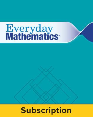 EM4 Comprehensive Student Materials Set with HomeLinks, 6 Year Subscription, Grade 5