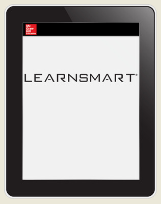 LearnSmart® Achieve HiSET Adaptive Test Prep Science, 3-year subscription