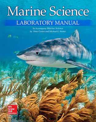 Castro, Marine Science, 2016, 1e, Lab Manual
