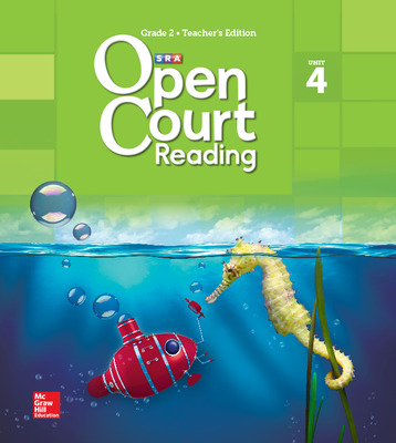 Open Court Reading Teacher Edition, Grade 2, Volume 4