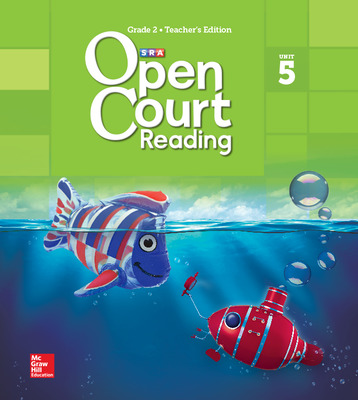 Open Court Reading Teacher Edition, Grade 2, Volume 5