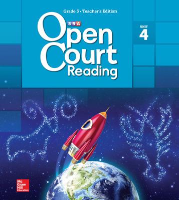 Open Court Reading Teacher Edition, Grade 3, Volume 4