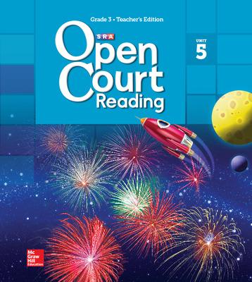 Open Court Reading Teacher Edition, Grade 3, Volume 5