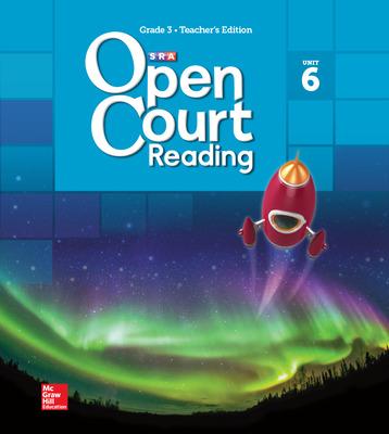 Open Court Reading Teacher Edition, Grade 3, Volume 6