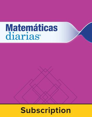 EM4 Essential Spanish Student Materials Set Grade 4, 1-Year Subscription