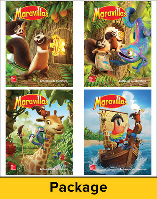 Maravillas Literature Anthology Package, Grade 1