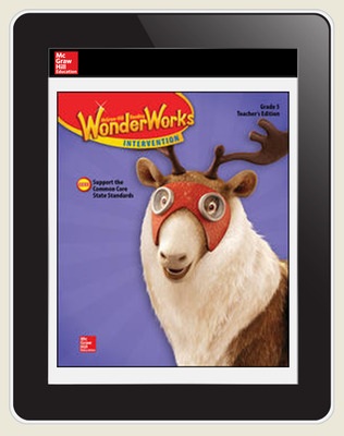 OKS Reading WonderWorks Teacher Workspace 8 Year subscription, Grade 5