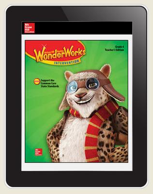 OKS - WonderWorks Student Workspace 8 Year subscription Grade 4