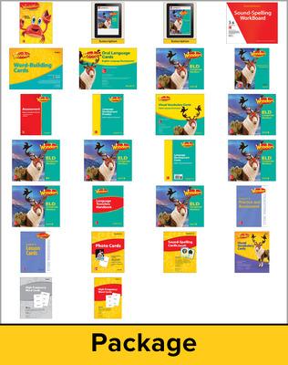 Wonders EL Support Comprehensive Kit w/6 Year Subscription, Grade 5