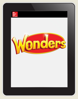 Wonders EL Support Add on Kit with 6 year Subscription, Grade 1