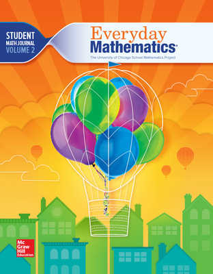 Everyday Mathematics 4, Grade 3, Student Math Journal 2