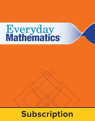 EM4 Comprehensive Student Materials Set with HomeLinks, 5 Year Subscription, Grade 3