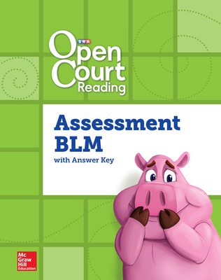 Open Court Reading Foundational Skills Kit, Assessment Annotated Teacher Edition/Blackline Master, Grade 2