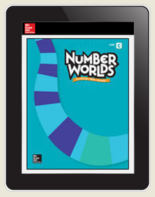 Number Worlds Level C Student License, 1-year subscription