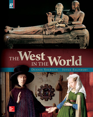 The West in the World cover