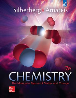 Chemistry (Silberberg) cover