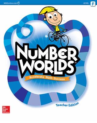 Number Worlds Level F Teacher Edition, standards-neutral version