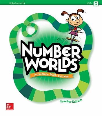 Number Worlds Level D Teacher Edition, standards-neutral version