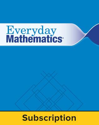 EM4 Comprehensive Student Materials Set with HomeLinks, 6 Year Subscription, Grade 2