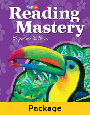 Reading Mastery Core Connections Teacher Materials Package, Grade 4 (25 students, 1 teacher), 6-year subscription