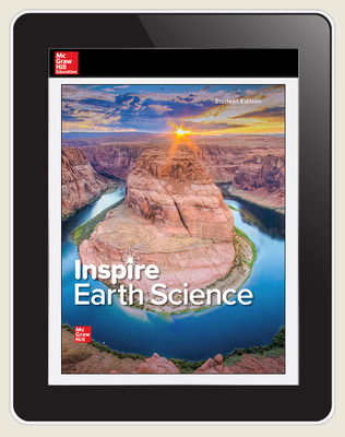 Inspire Science: Earth, G9-12 Student Edition