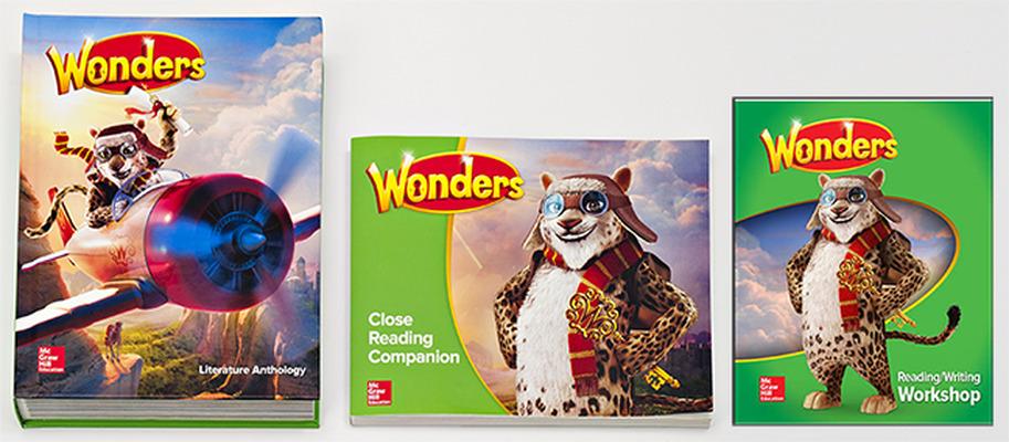Wonders Comprehensive Package, Grade 4 (6-year subscription)