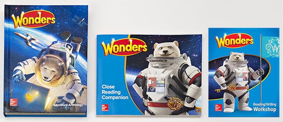 Wonders Comprehensive Package, Grade 6 (6-year subscription)