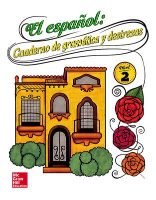 CUS El espanol: Cuaderno de gramatica y destrezas 2014, Level 2