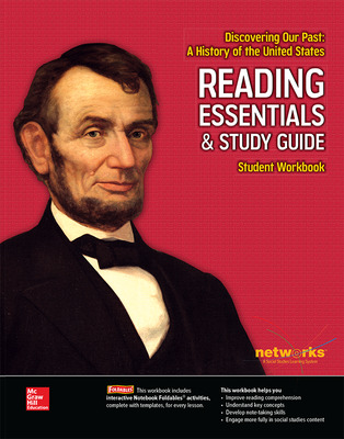 Discovering Our Past: A History of the United States, Reading Essentials and Study Guide, Student Workbook