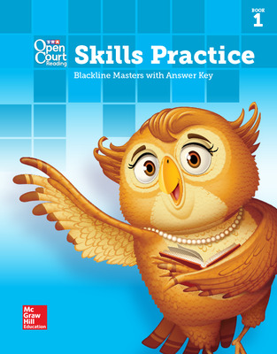 Open Court Reading, Grade 3, Skills Practice BLM with Answer Key, Book 1