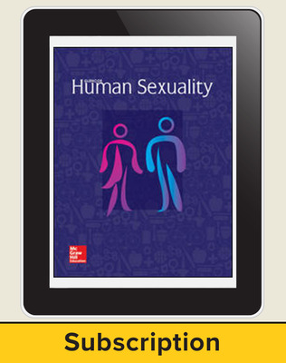 Glencoe Health - with Human  Sexuality Module - 2014 Online Student Edition 1 year subscription