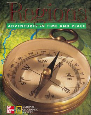 Macmillan/McGraw-Hill Social Studies, Grade 4, Adventures in Time and Place Teacher's Multimedia Edition
