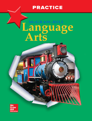 McGraw Hill Language Arts Practice Book, Pupil's Edition, Grade 3